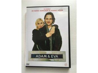 Adam & Eva DVD - Enskede - Adam & Eva DVD - Enskede