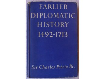 Earlier diplomatic history 1492–1713