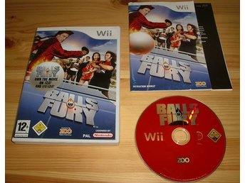 Wii: Balls of Fury