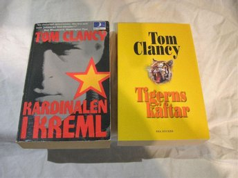 2 Tom Clancy pocket