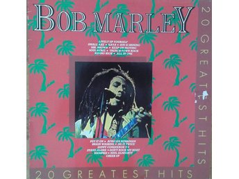 Bob Marley Titel*20 Greatest Hits* LP, Comp.