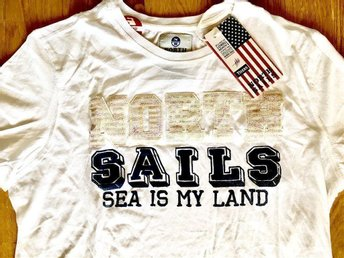 NORTH SAILS T-shirt - Hurtig Leveranse!