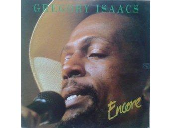 Gregory Isaacs title* Encore* Reggae, Lovers UK LP - Hägersten - Gregory Isaacs title* Encore* Reggae, Lovers UK LP - Hägersten