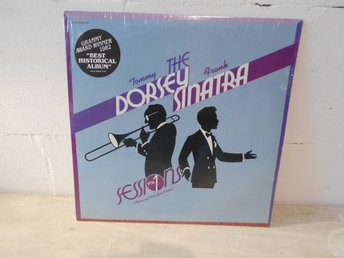 Tommy Dorsey/Frank Sinatra - Sessions Vol 1 1940 US Orig-82 SEALED TOPPEX !!!!!