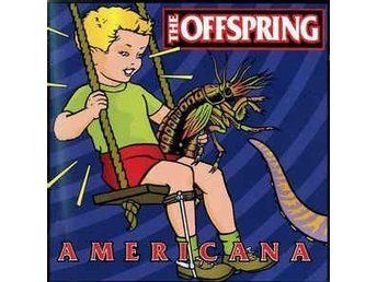 The Offspring - Americana (Columbia – COL 491656 2)