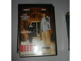DVD--MR DEEDS--NYSKICK