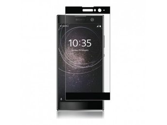 Panzer Sony Xperia XA2, Curved Glass, Black