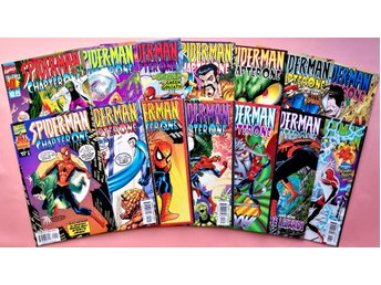 Spider-Man: Chapter One #0-12 by John Byrne (Floppies)