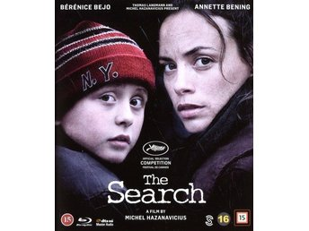 The Search (Anette Benning) (Beg)