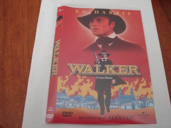 DVD-WALKER *Ed Harris*