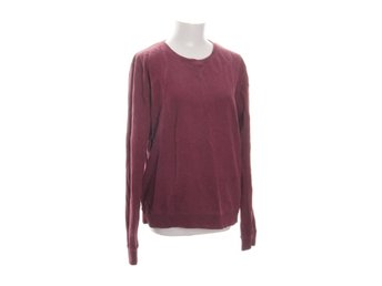 East West, Sweatshirt, Strl: 38, Lila