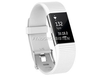 Armband Fitbit Charge 2 Small White Fri Frakt Ny