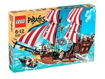 Lego Pirates 6243 - Brickbeard's Bounty