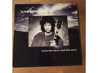 "GARY MOORE - OVER THE HILLS. (12"")"