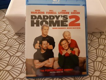 DADDY'S HOME 2...BLU RAY....