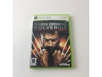 X-Men Origins Wolverine, TV-Spel, Xbox 360, Action