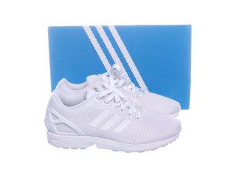 new product f273b 92498 Adidas Originals, Sneakers, Strl  40, ZX Flux, Vit