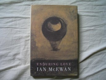 Ian McEwan. Enduring Love (1997) bunden bok fin på engelska - Stockholm - Ian McEwan. Enduring Love (1997) bunden bok fin på engelska - Stockholm