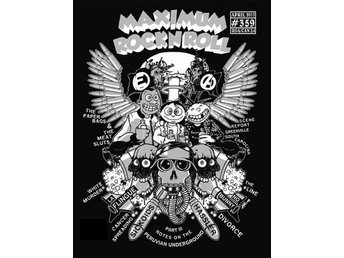 Maximum Rocknroll *359 April 2013 - MAGAZINE NY - FRI FRAKT