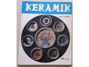 keramik som hobby ica bokförlag av Lis Husberg och Hans bra - Stockholm - keramik som hobby ica bokförlag av Lis Husberg och Hans bra - Stockholm