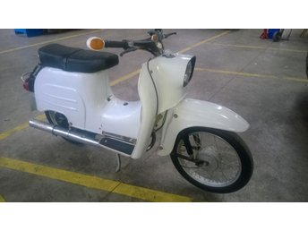 Moped Simson Swalbe