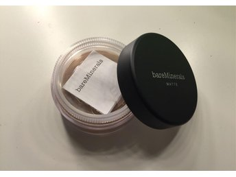 BareMinerals Matte foundation #Golden tan NY