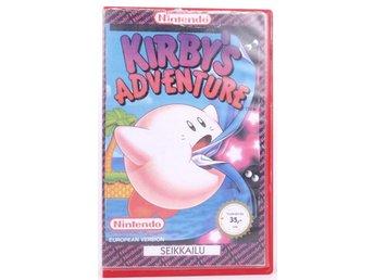 Kirby's Adventure - - Helsinki - Kirby's Adventure - - Helsinki