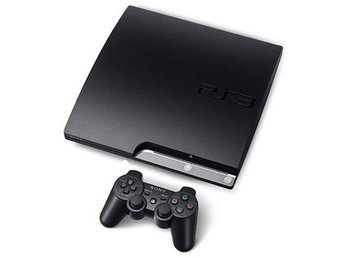 - Playstation 3 Slim 160GB Inkl. 1 HK + 20% Rabatt på Spel! -