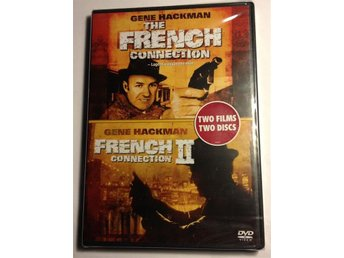 French Connection 1 o 2- 2 dvd-Ny/inpl