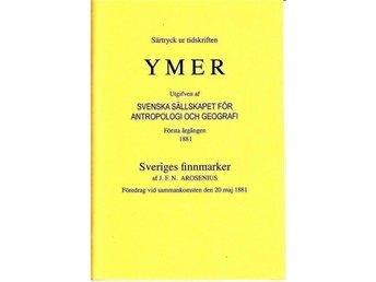 Ur: tidskr. YMER 1881 Sveriges finnmarker, finnmark - Köping - Ur: tidskr. YMER 1881 Sveriges finnmarker, finnmark - Köping