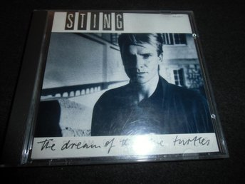 Sting - The dream of the blue turtles - CD - 1985