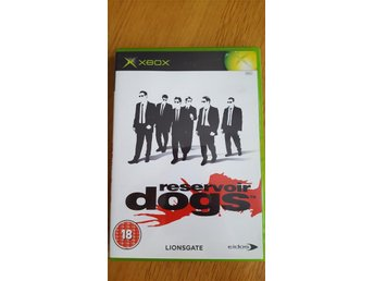 Reservoir dogs, xbox 360 spel