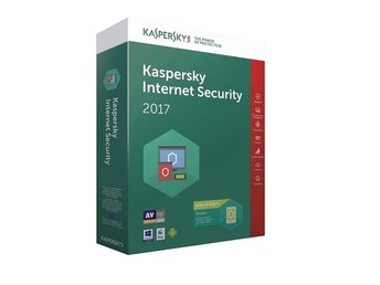 KASPERSKY INTERNET SECURITY 2017 1PC 1ÅR