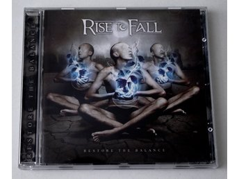 Rise To Fall / Restore The Balance CD