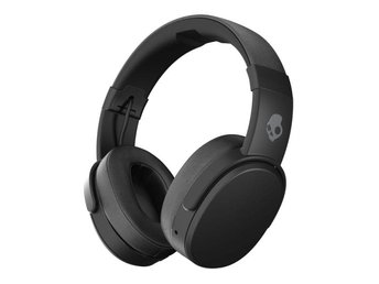 SKULLCANDY Hörlur Crusher Wireless Svart Over-Ear Trådlös Mic