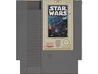 Star Wars - NES - Kassett