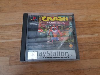 Crash bandicoot 1 psone