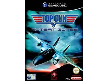 Top Gun: Combat Zones - Gamecube