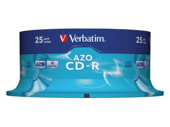 Verbatim CD 700 MB 25 St