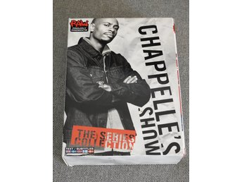 Chappelle's Show The Series Collection DVD Season 1 + 2 + Lost Episodes