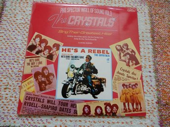 The Crystals Sings Their Greatest Hits