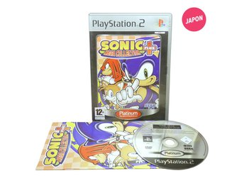 Sonic Mega Collection (EUR / PS2)