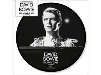 "Bowie David: Breaking glass E.P. (Vinyl 7"")"