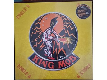 "King Mob""Force 9"" LP"