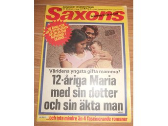 Saxons nr31 1975 The Osmonds, Frank Sinatra