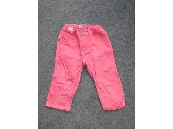 Adidas byxor mörkblå 116 (359070344) ᐈ Köp på Tradera