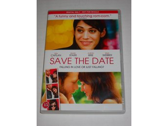 "Save The Date ""Lizzy Caplan, Martin Starr"""