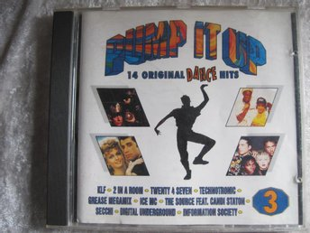PUMP IT UP - CD