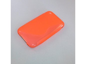 Skal iPhone 3G/3GS S-Line Orange