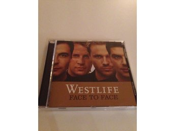CD, Westlife - Face to face